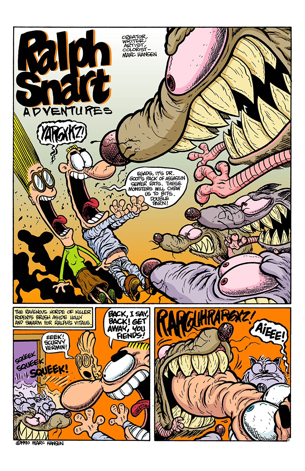 Ralph Snart Adventures #23
