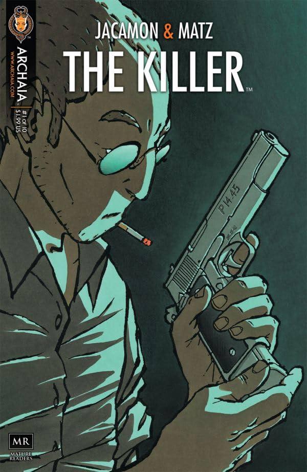 The Killer #1 (of 10)