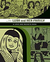 Luba and Her Family: The Love & Rockets Library - Palomar Book 4