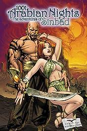 1001 Arabian Nights: The Adventures of Sinbad #1