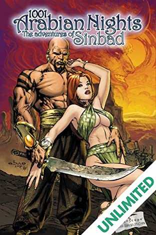 1001 Arabian Nights: The Adventures of Sinbad #1