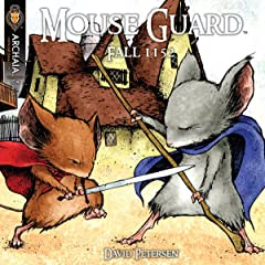 Mouse Guard: Fall 1152 #3 (of 6)