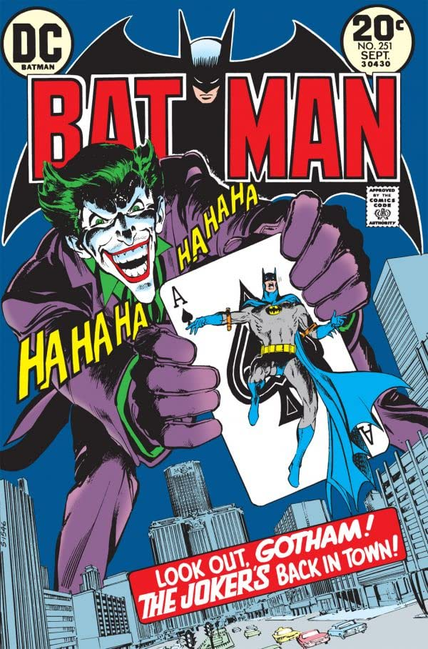 Batman (1940-2011) #251 - Comics by comiXology