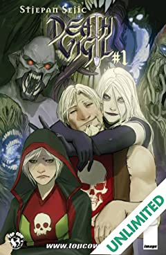 Death Vigil #1 (of 8)
