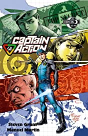 Captain Action Season Two #3