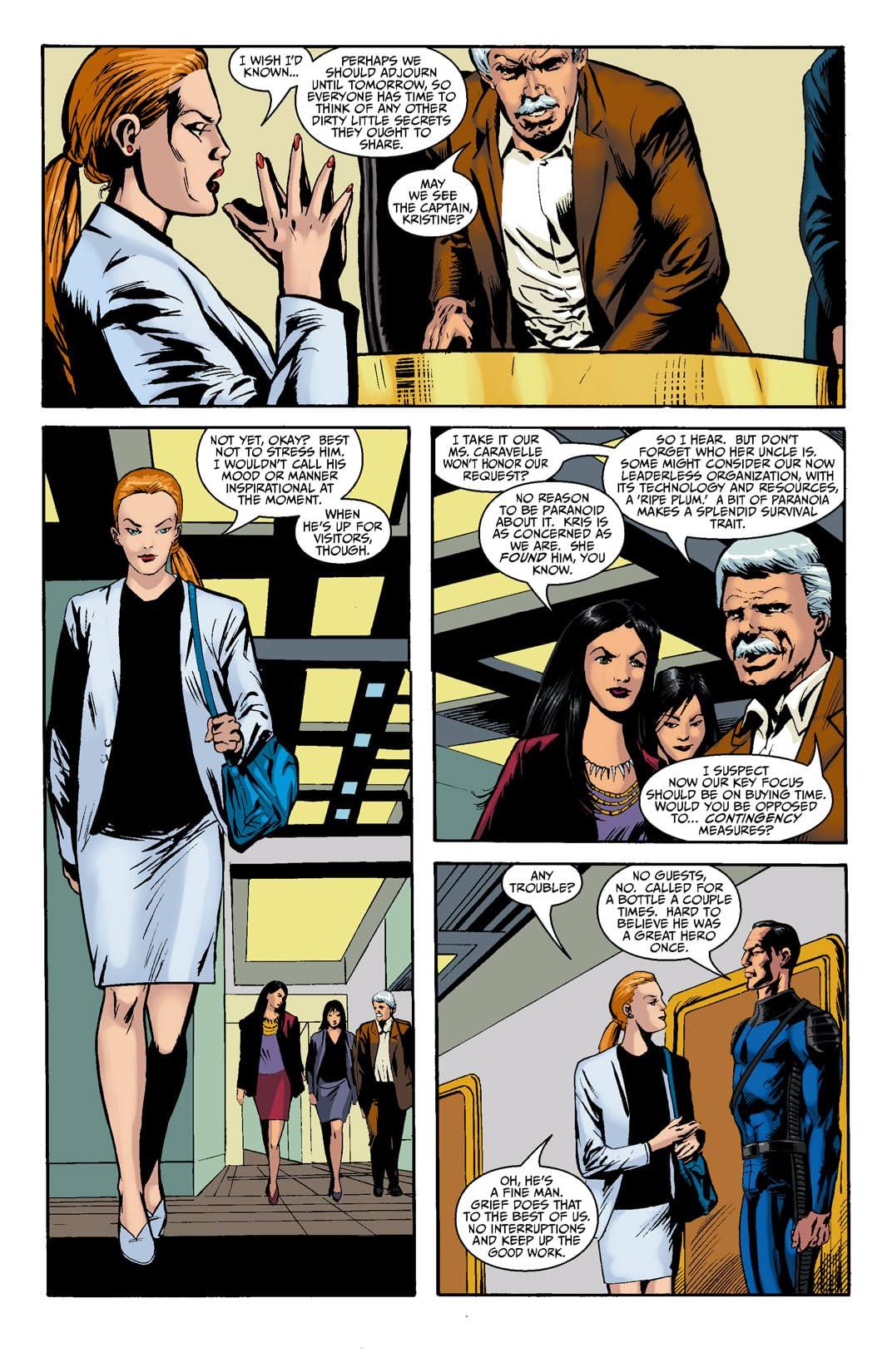 Captain Action Season Two #3