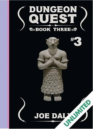 Dungeon Quest Book Three #3