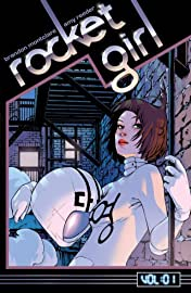Rocket Girl Vol. 1: Times Squared