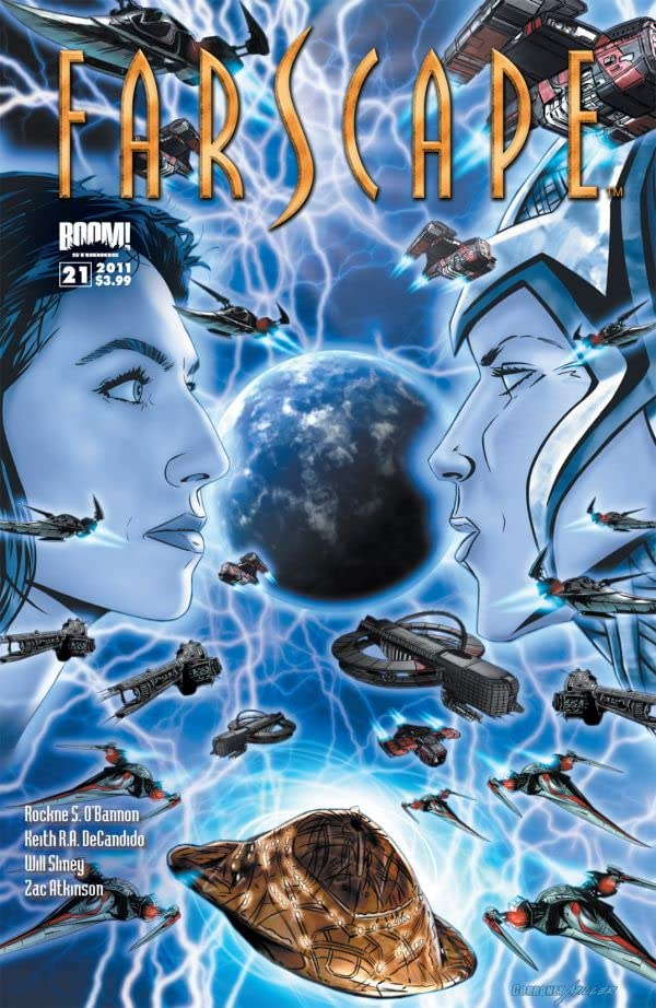 Farscape Vol. 4: Ongoing #21