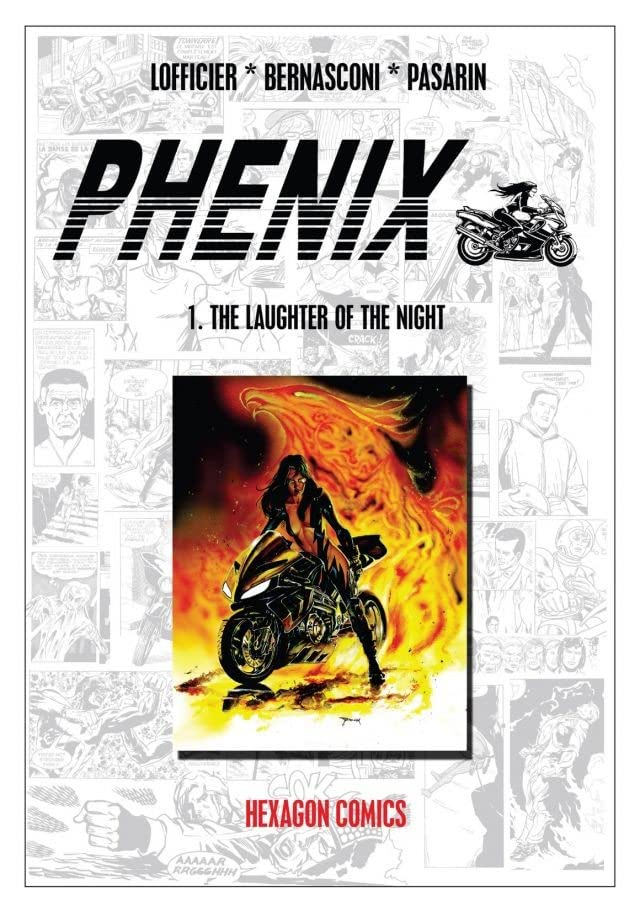 PHENIX Vol. 1: The Laughter of the Night