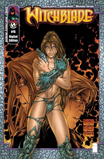 Witchblade #5