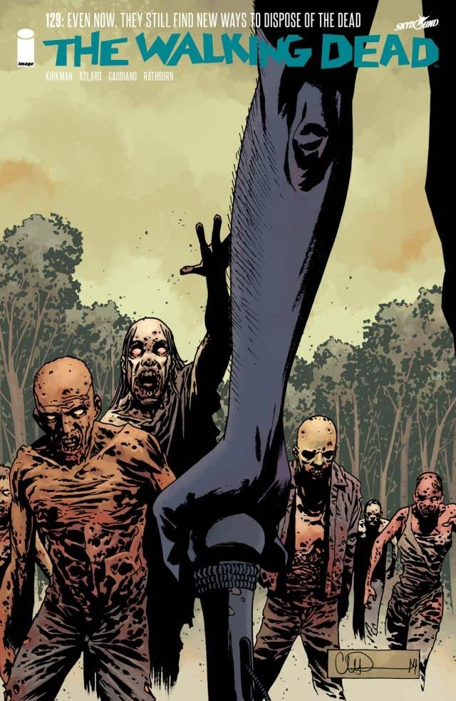 The Walking Dead #129