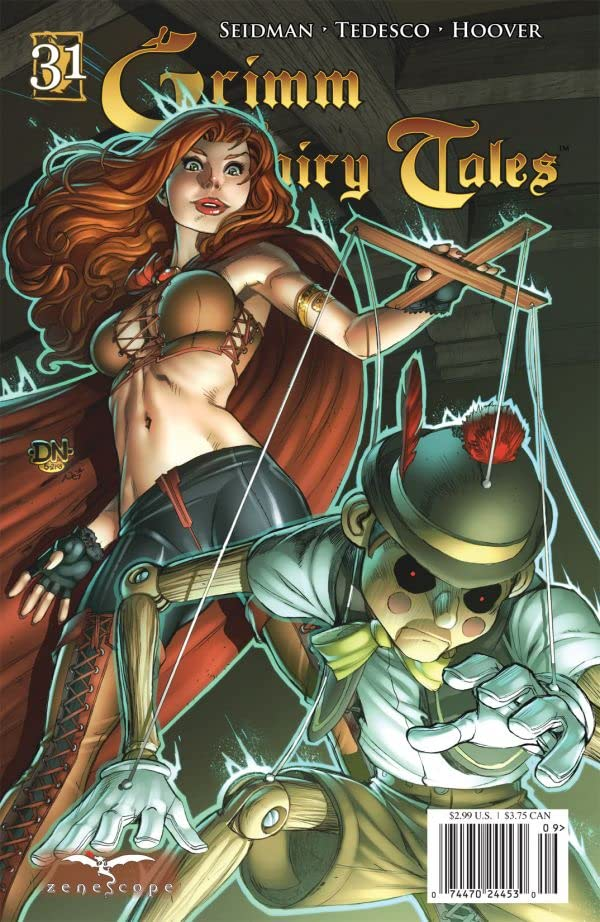 Grimm Fairy Tales #31