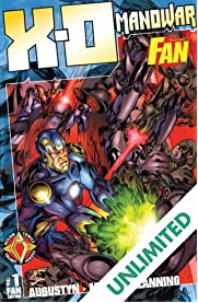 X-O Manowar (1996-1998) #1: Fan Edition