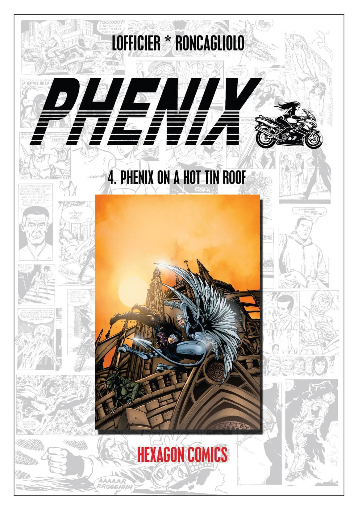 PHENIX Vol. 4: Phenix on a Hot Tin Roof