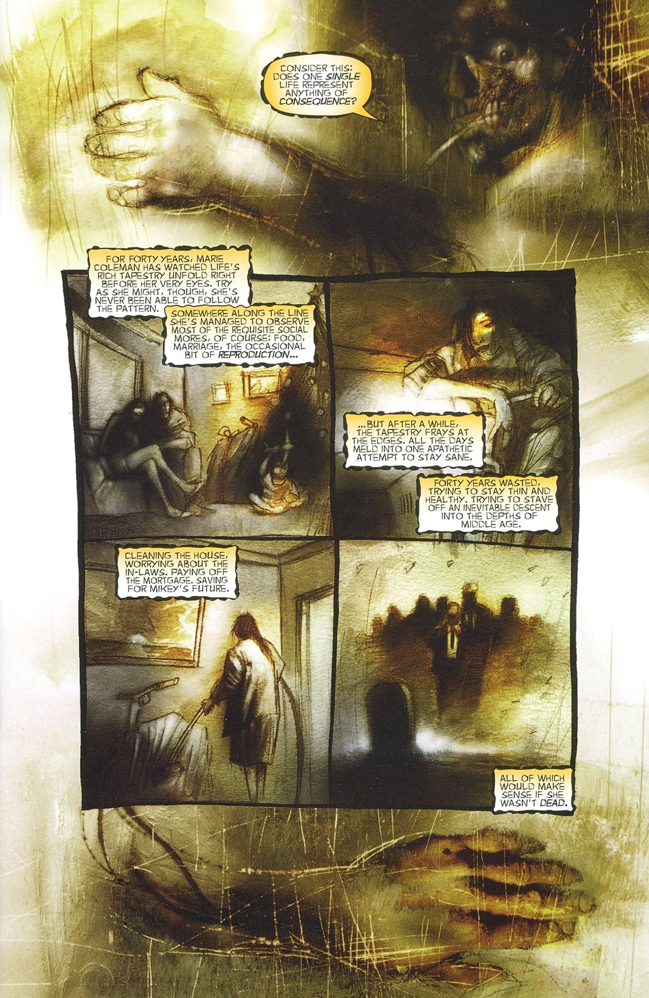 Shadowman: Deadside (1999) #2