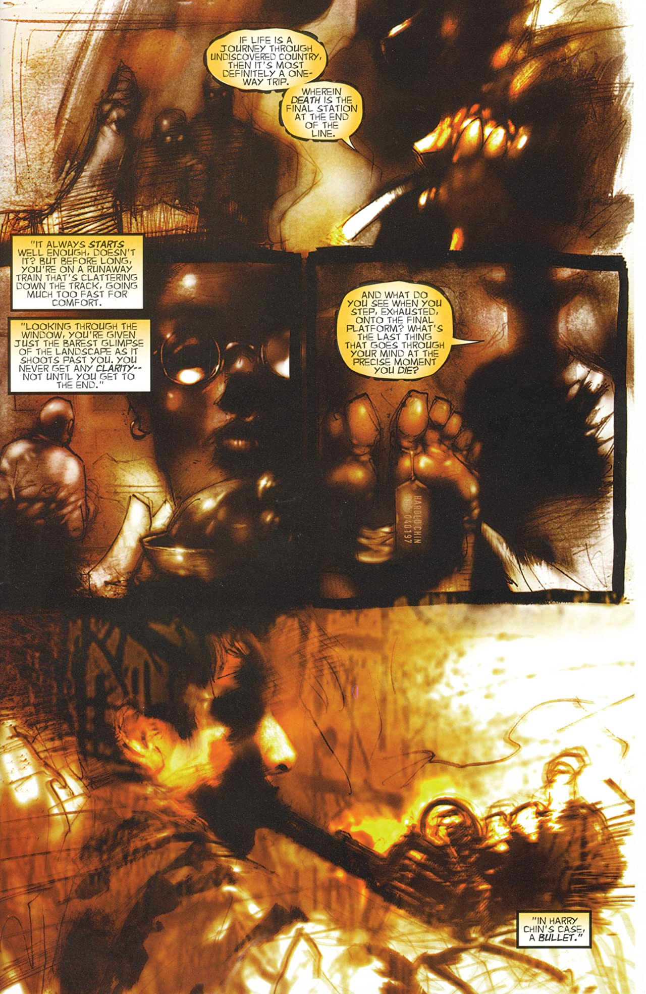 Shadowman: Deadside (1999) #3