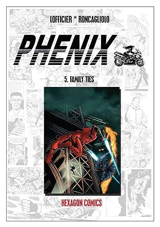 PHENIX Vol. 5: Family Ties