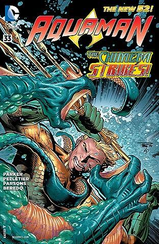 Aquaman (2011-2016) No.33