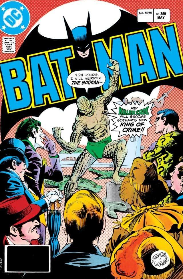 Batman (1940-2011) #359