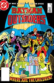 Batman and the Outsiders (1983-1987) #8