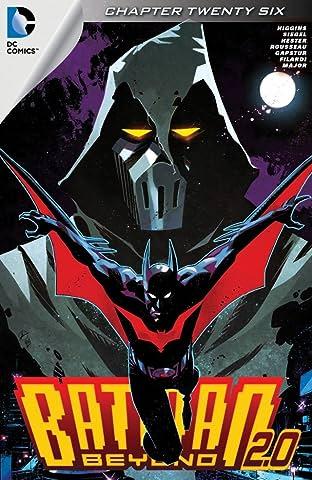Batman Beyond 2.0 (2013-2014) #26