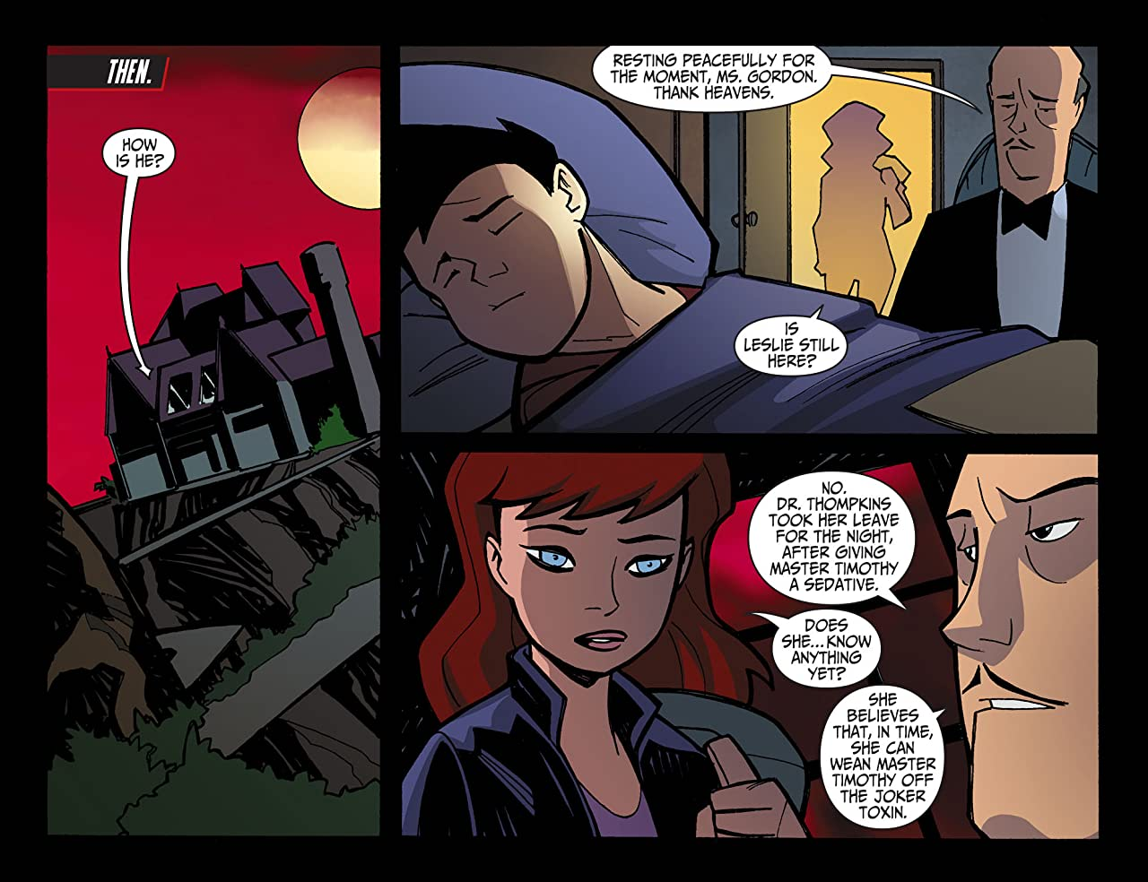 Batman Beyond 2.0 (2013-2014) #26