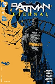 Batman Eternal (2014-2015) #16