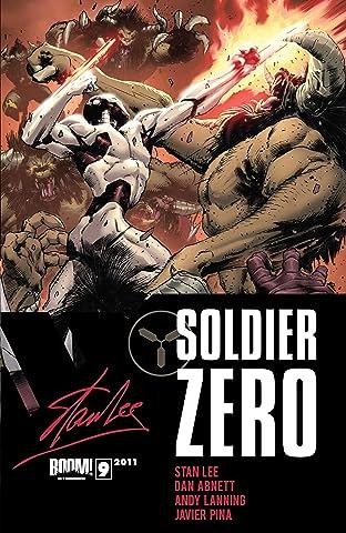 Stan Lee's Soldier Zero #9