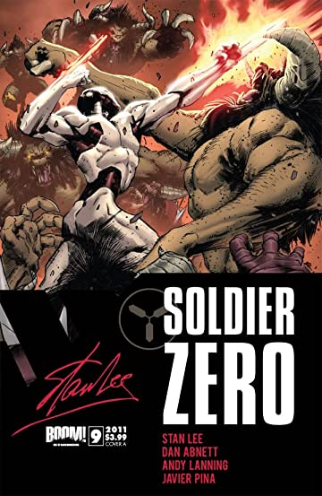 Stan Lee's Soldier Zero #9