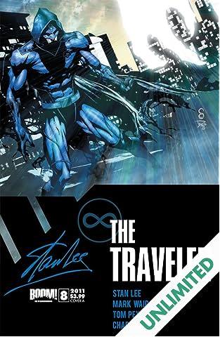 Stan Lee's The Traveler #8