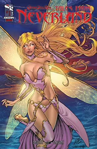 Grimm Fairy Tales Presents: Tales From Neverland #1 (of 3)