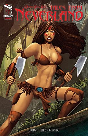 Grimm Fairy Tales Presents: Tales From Neverland #2 (of 3)