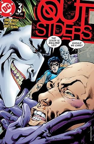 Outsiders (2003-2007) #3