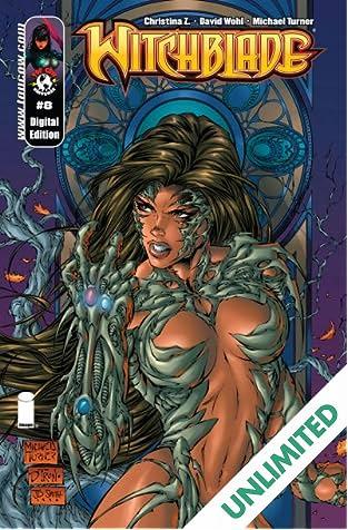 Witchblade #8
