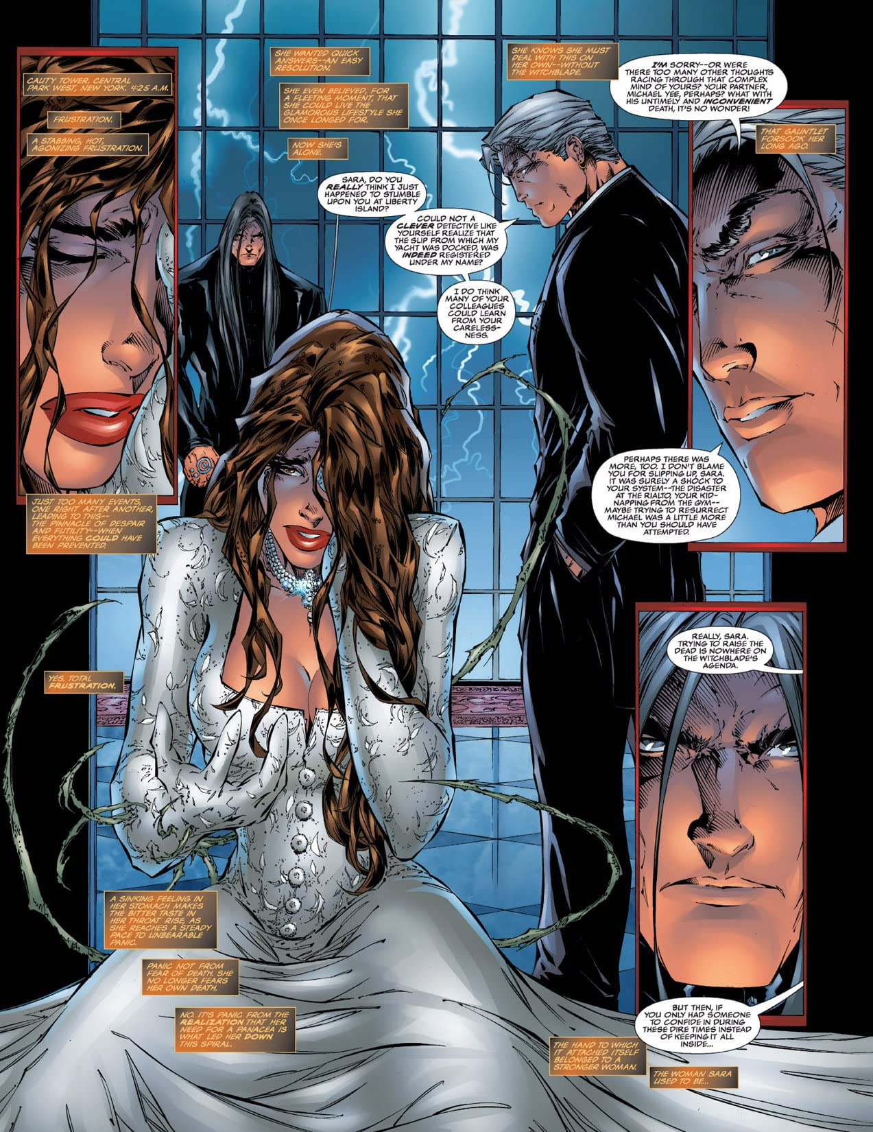 Witchblade #8