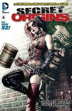 Secret Origins (2014-2015) #4