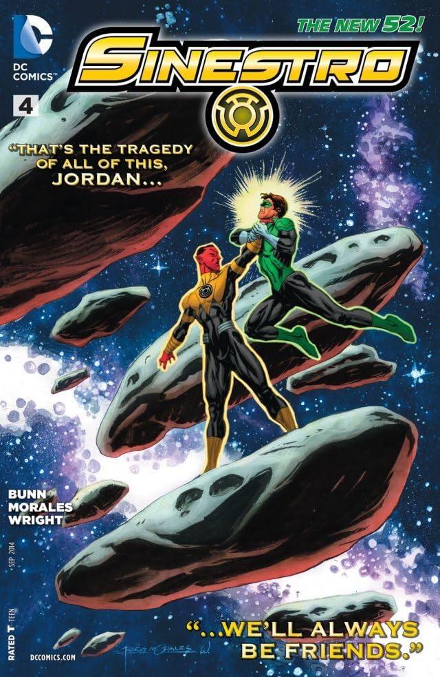 Sinestro (2014-2016) #4