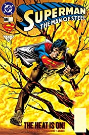 Superman: The Man of Steel (1991-2003) #55
