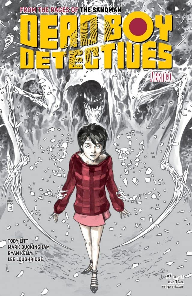 The Dead Boy Detectives (2013-2014) #7