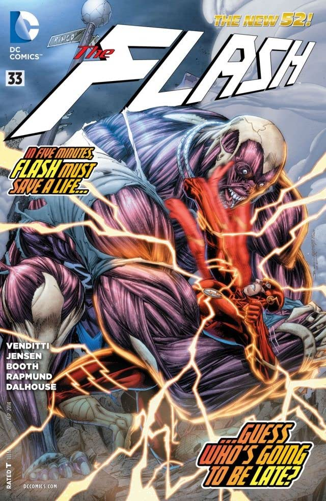 The Flash (2011-2016) #33