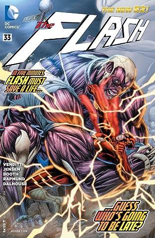 The Flash (2011-2016) #33