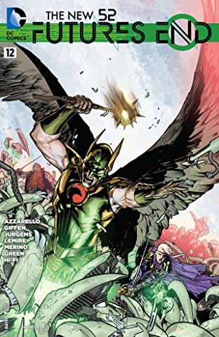 The New 52: Futures End No.12