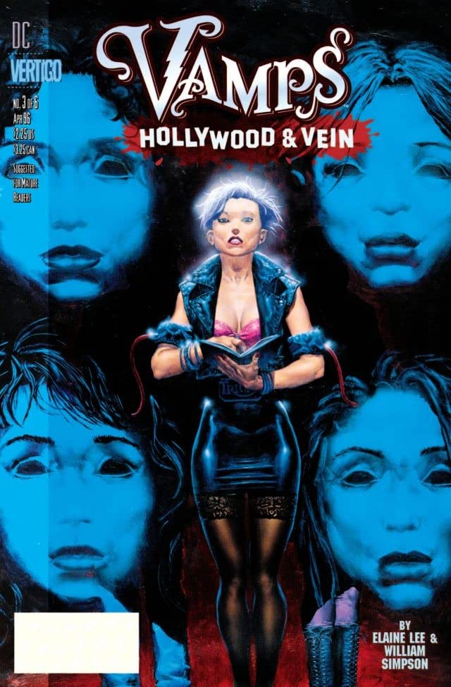 Vamps: Hollywood and Vein (1996) #3