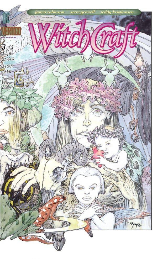 Witchcraft (1994) #3
