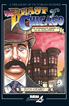 A Treasury of Victorian Murder Vol. 6: The Beast of Chicago