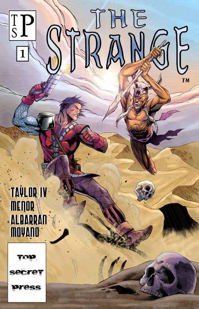 The Strange #1