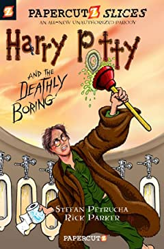 Papercutz Slices Vol. 1: Harry Potty and the Deathly Boring