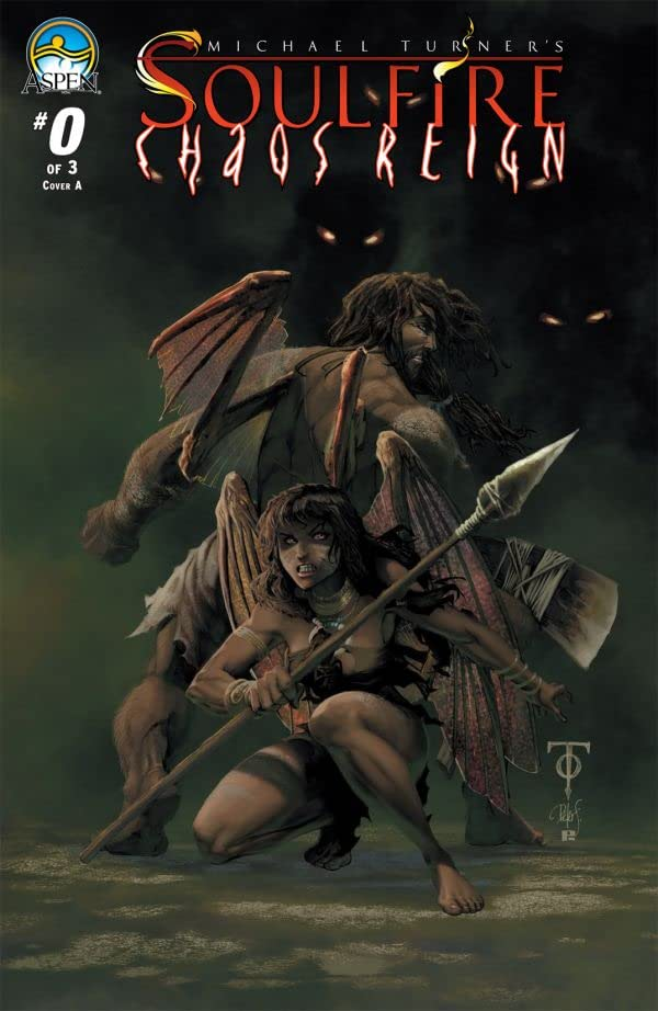 Soulfire: Chaos Reign #0