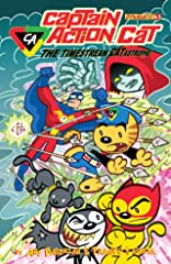 Captain Action Cat: The Timestream Catastrophe #3: Digital Exclusive Edition